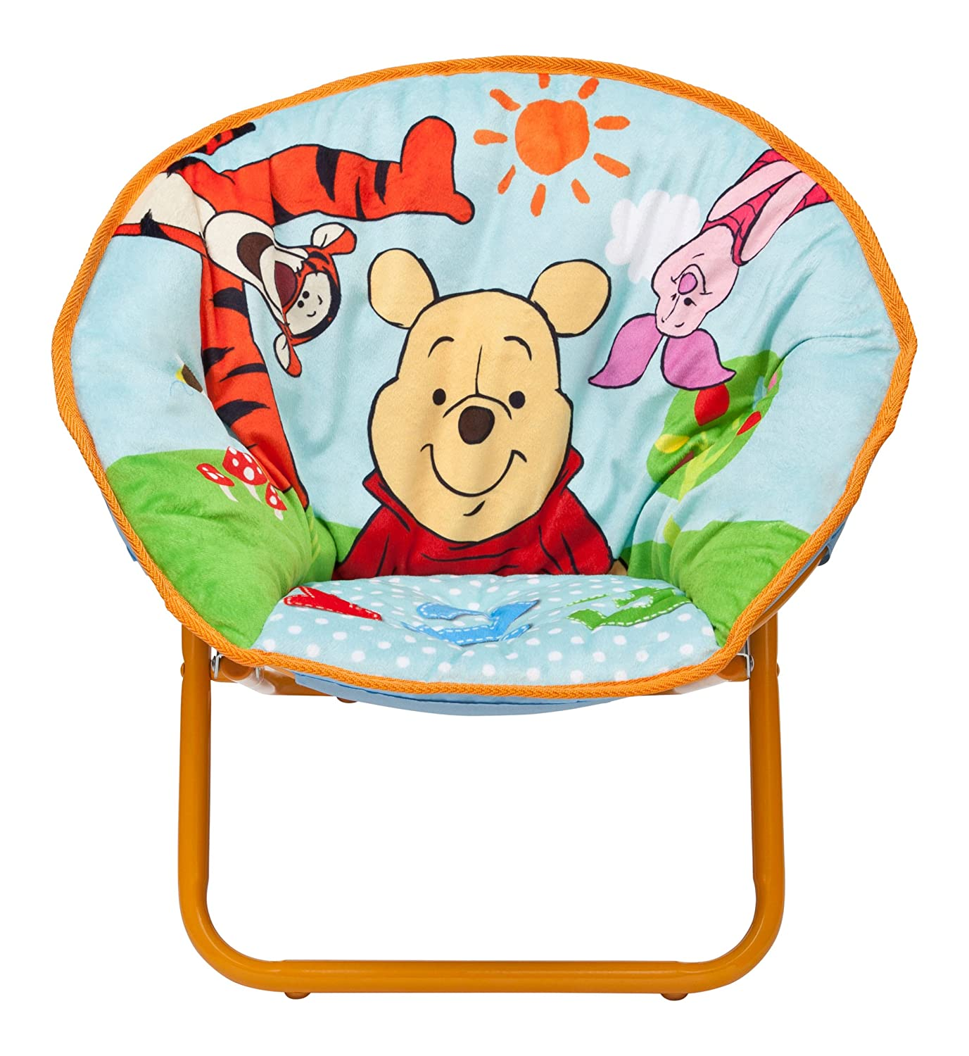 Disney Winnie the Pooh Children's Saucer Chair Delta Children TC85847WP