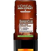 L'Oreal Paris Men Expert L'Oréal Paris Men Expert Barber Club Shower Gel 300ml