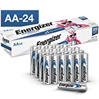 Deals on 24-Count Energizer AA Lithium Batteries Ultimate Lithium