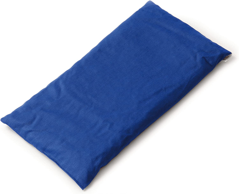 blau 1125 20 x 40cm SISSEL Warm-Kalt-Kissen Cherry