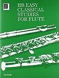 125 Easy Classical Studies for Flute: UE16042