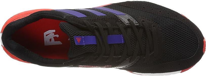 Adidas Adizero Takumi REN M, Zapatillas de Deporte para Hombre, Negro (Negbas/Purrea/Roalre 000), 48 EU: Amazon.es: Zapatos y complementos