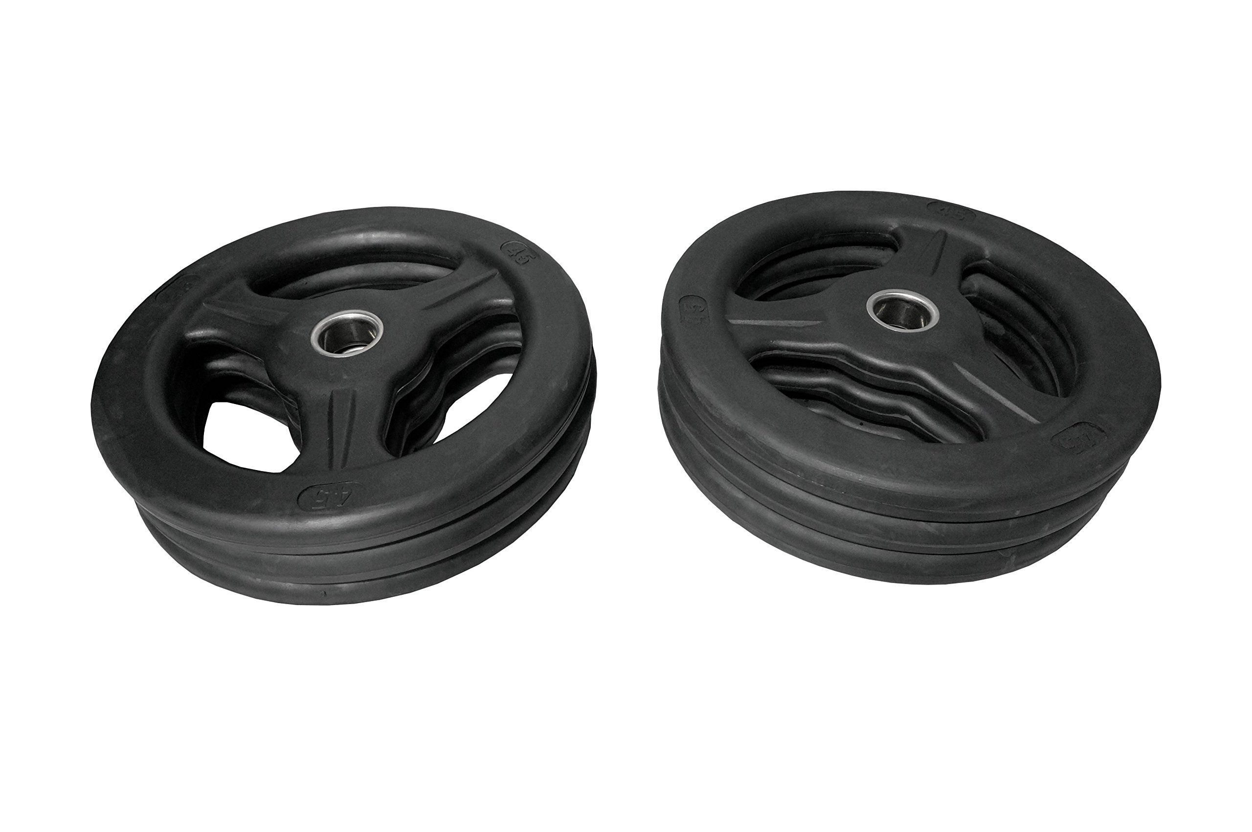Torque Fitness 270 lb Traction Kit for Sled Tank, Black