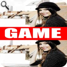 Victoria Justice - Difference Games - Game App
