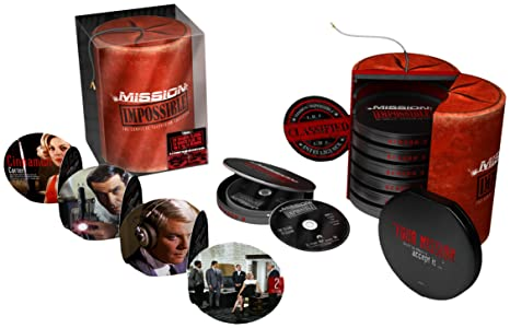 Amazon com: Mission: Impossible - The Complete Series
