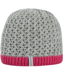 Unisex Topfmütze Strick Beanie Hat Döll