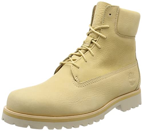 25be9ce1 Timberland Men's Chilmark 6 Inch Classic Boots, Yellow (New Wheat Barefoot  Buffed K37)