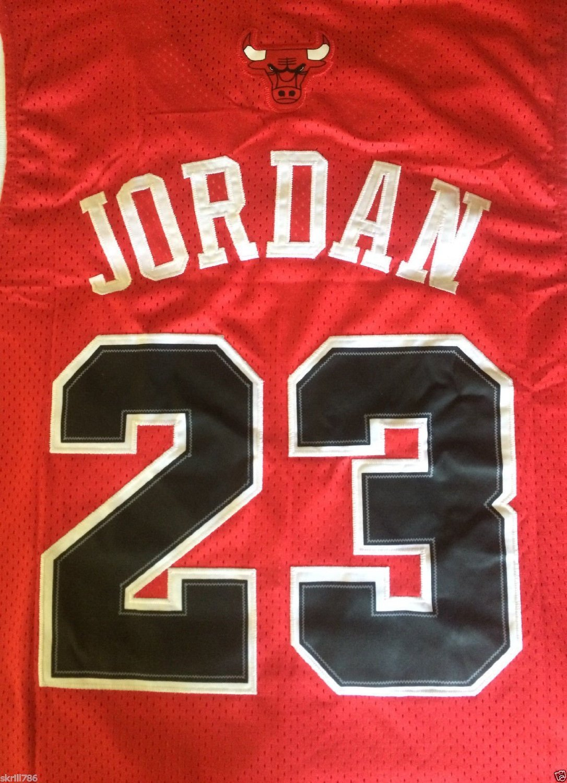 Amazon.com: Chicago Bulls Michael Jordan Nike Jersey tamaño ...