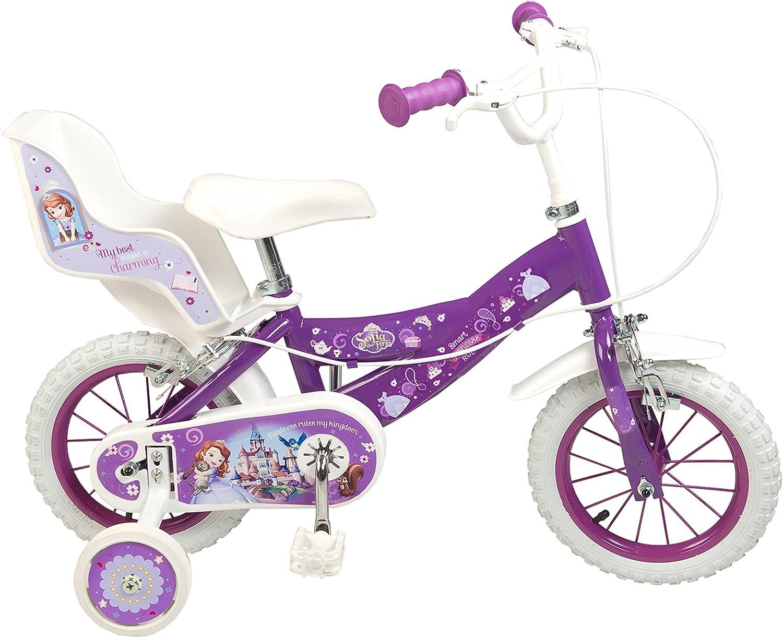 Princesa Sofía - Bicicleta de 12