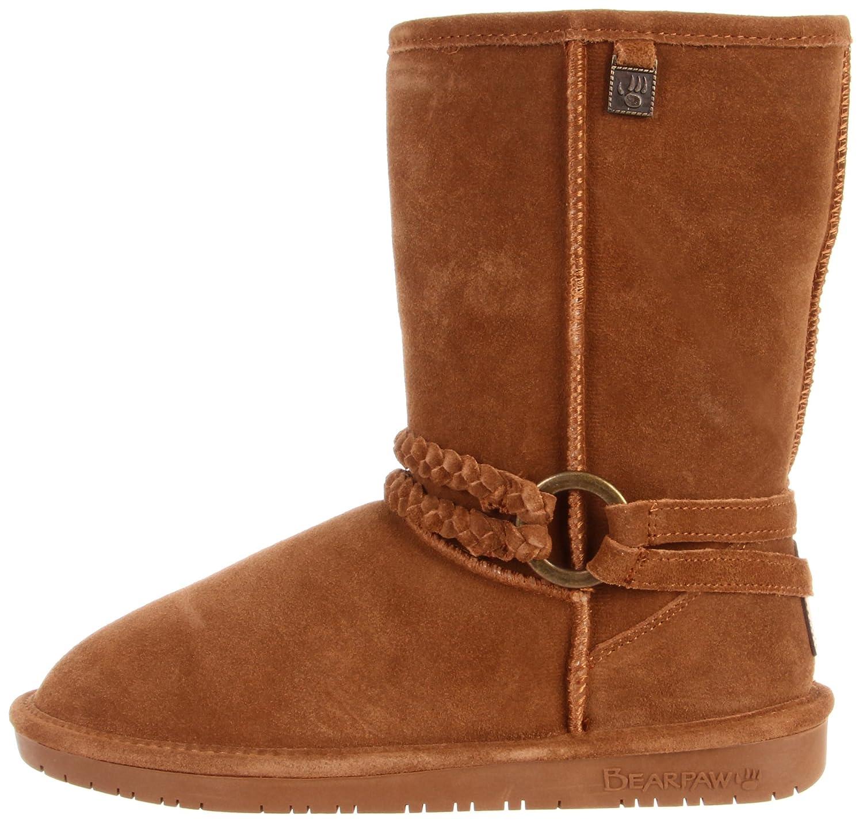 BEARPAW Women's Adele Boots Ii B0073E699W 9 B(M) US|Hickory Ii Boots 466983