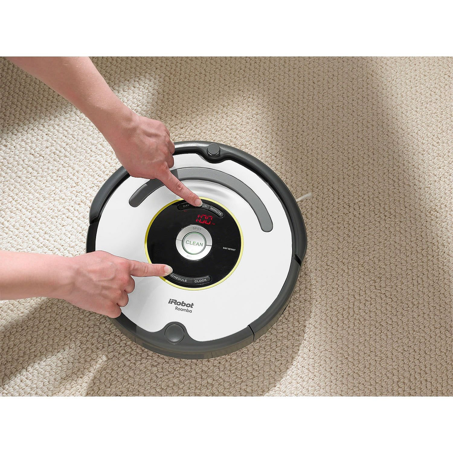 iRobot Roomba 665 Vacuum Cleaning Robot by iRobot
