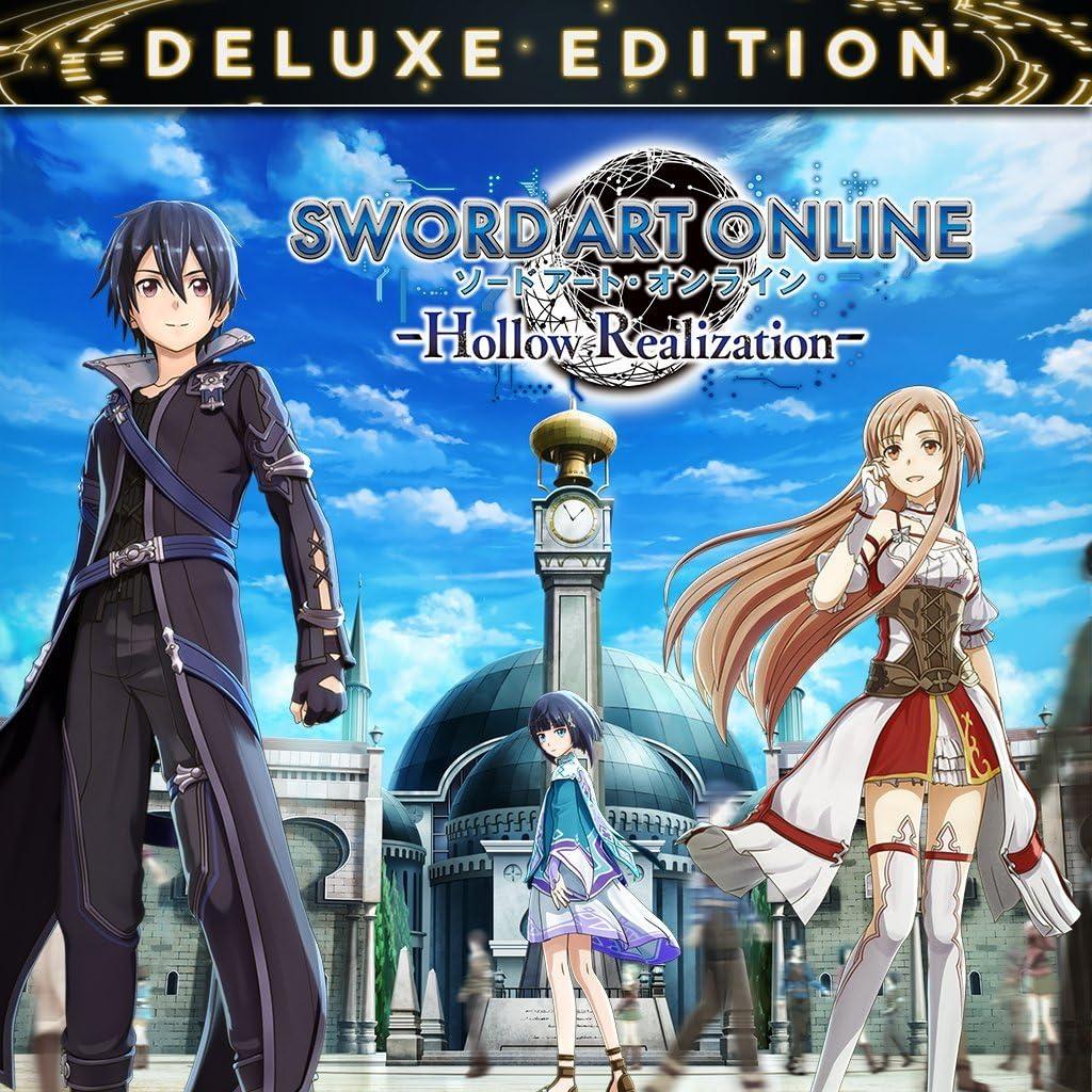 Amazon com: Sword Art Online: Hollow Realization Deluxe