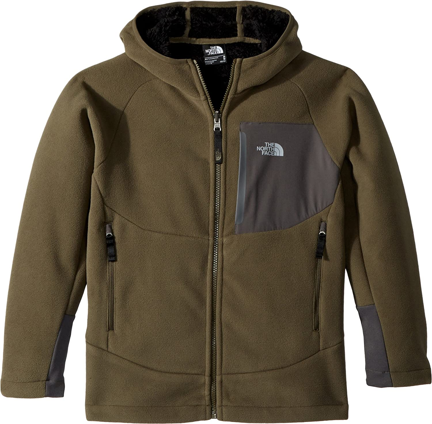 17a44f011 The North Face Boys Chimborazo Hoodie: Amazon.ca: Clothing & Accessories