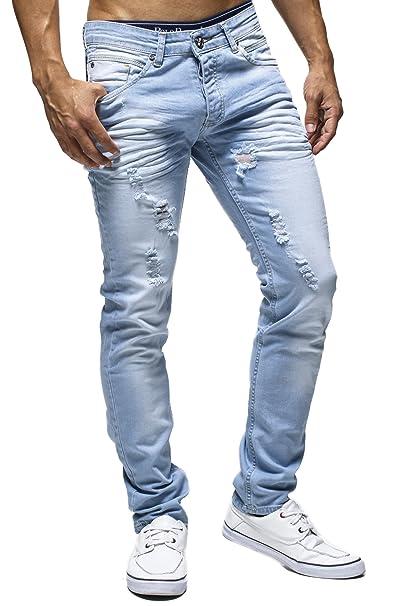 LEIF NELSON Jeans Jeans LN637 Masculino; W31L34 tamaño ...