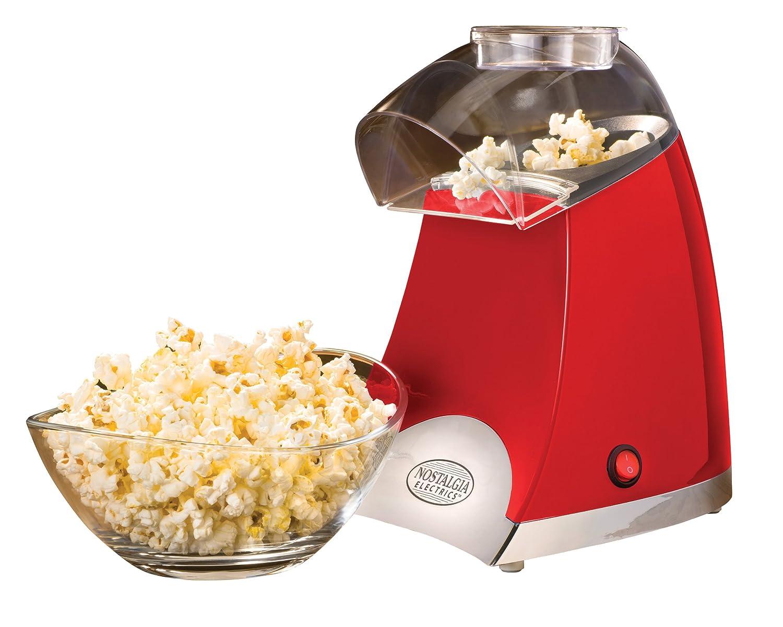 Amazon Nostalgia Electrics Spp500red Star Pop Hot Air Popcorn