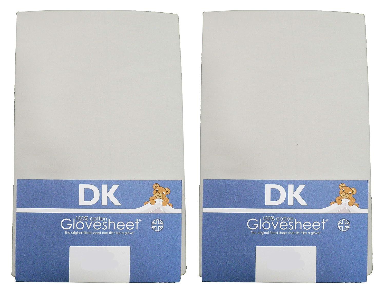 4/x Spannbettlaken kompatibel mit Chicco Next 2/Me 100/% cotton-pink