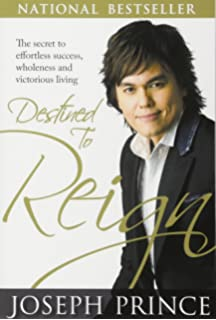 Unmerited favor joseph prince 9781616385897 amazon books destined to reign the secret to effortless success wholeness and victorious living fandeluxe Images