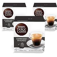 Nescafe Dolce Gusto Espresso Intenso Coffee Capsules (48 Capsules, 48 Cups)