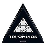 Pressman Toys 4451-04 Tri-Ominos Deluxe Game, 5""