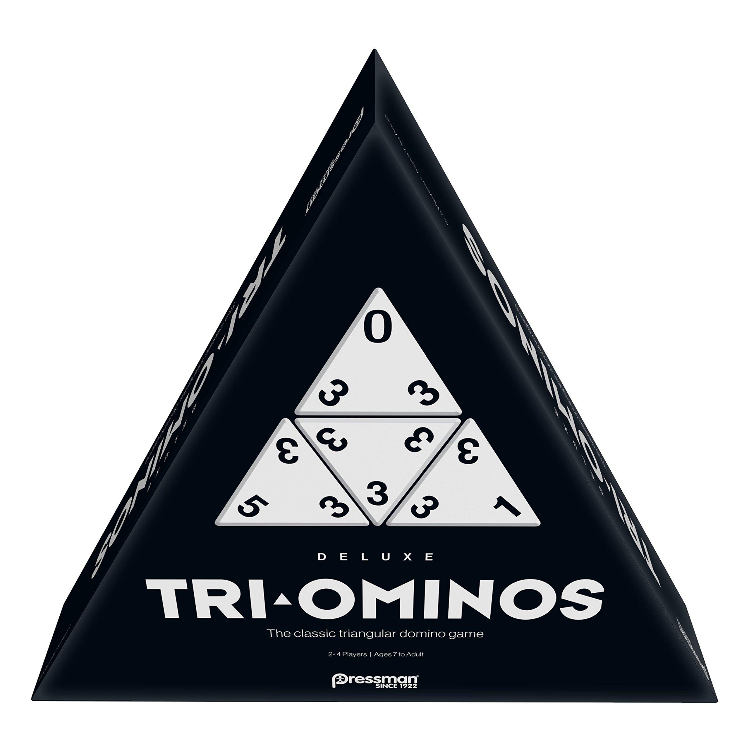 Pressman Tri-Ominos Game