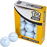 Second Chance Titleist Pro V1 Lake Balles de golf Set de 12