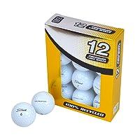 Second Chance Titleist Pro V1 Lake Golf Balls - White, Pack of 12