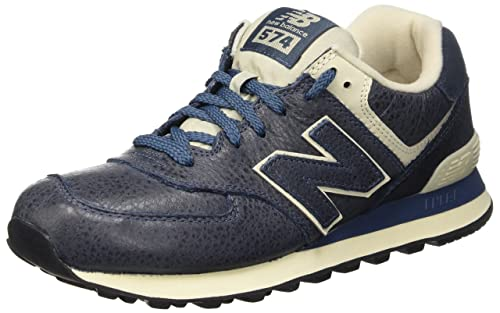 Sidste nye New Balance Men's 574 Trainers: Amazon.co.uk: Shoes & Bags DK-71