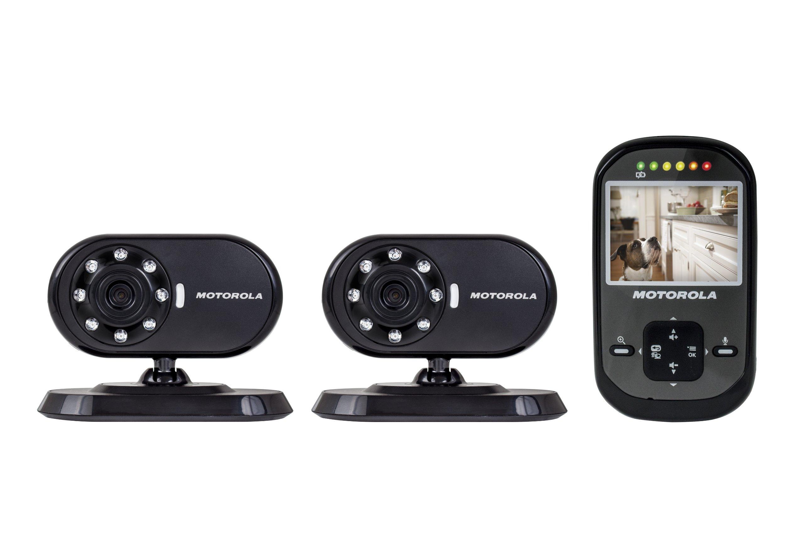 Motorola Pet Scout500-2 Remote Wireless Pet Monitor