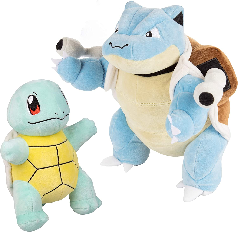 "20cm 8/"" Cute tortoise Blastoise Squirtle Wartortle Plush Stuffed Doll Toys Gift"