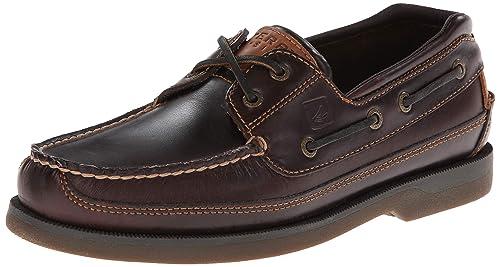 f6a0be30c7f7 Sperry Men s Mako 2-Eye Boat Shoes  Amazon.ca  Shoes   Handbags
