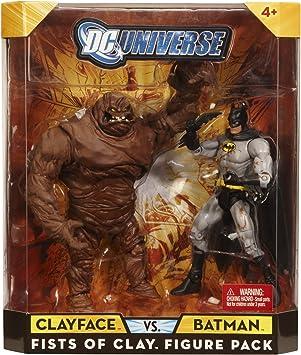 Mattel DC Universe Batman / Clayface Figures 2-Pack: Amazon.es ...