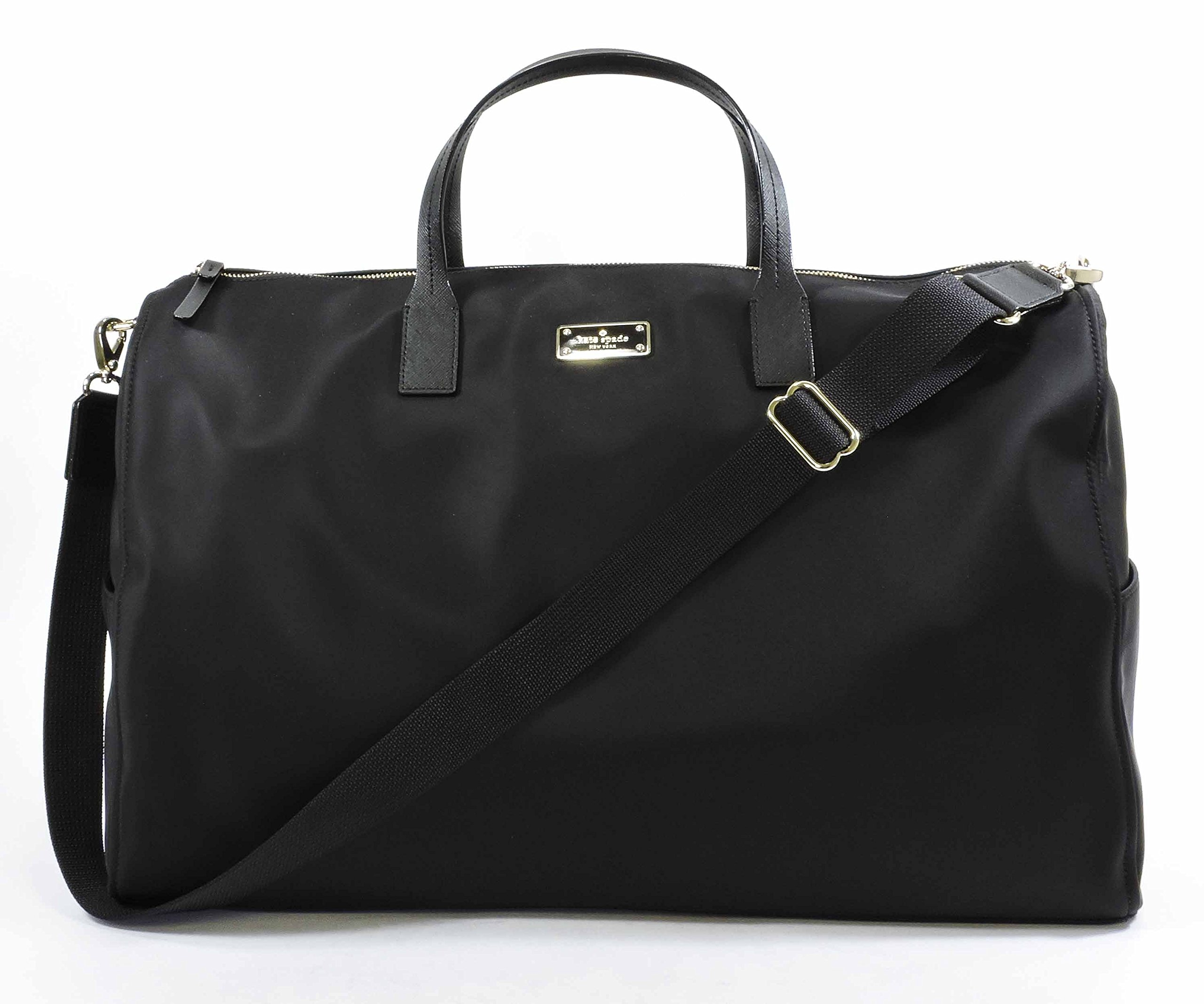 Kate Spade New York Blake Avenue Filipa Travel Duffle Bag,Black…