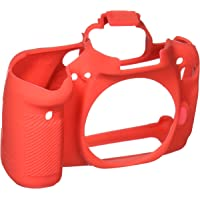 EasyCover Canon 80D Camera Case (Red)