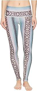 product image for teeki Border Towns Blue Hot Pant Leggings