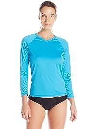 Kanu Surf Women's Solid Long-Sleeve Rashguard