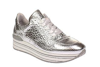 best cheap 2ad32 8b89e Tango MARIKE 12-H - Damen Schuhe Sneaker - 3000-silver ...