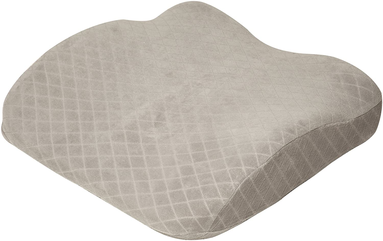 Amazon.com: Rio Home Fashions Seat Cushion Memory Foam Pillow: Home U0026  Kitchen