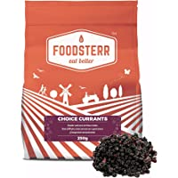 Foodsterr Choice Currants, 500g