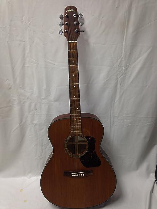 Walden guitarra acústica guitarras de Walden Natura G570 (serie ...