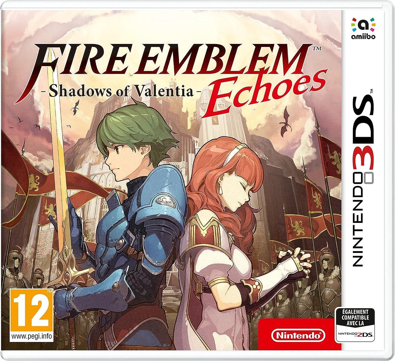 Fire Emblem Echoes: Shadows of Valentia [Importación francesa]: Amazon.es: Videojuegos