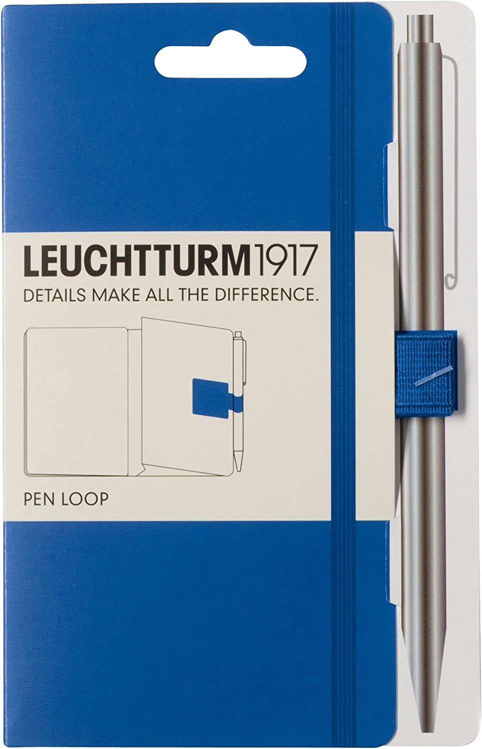Leuchtturm1917 Pen Loop Royal Blue