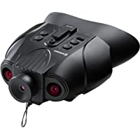 Bresser numérique de Vision Nocturne binoculaire 3x avec Batterie intégré et Fonction Enregistrement