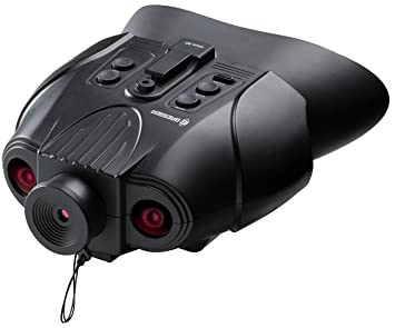 Bresser digitales nachtsichtgerät binokular 3x mit: amazon.de: kamera