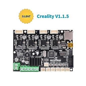 Amazon.com: Impresora 3D Creality actualizada V1.1.5 Ender 3 ...
