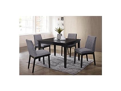 Sensational Amazon Com Home Source H 6064 Mop Mattie Dining Set Ibusinesslaw Wood Chair Design Ideas Ibusinesslaworg