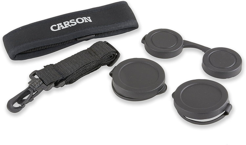 Carson Baureihe RD 10x50mm vollwertiges Fernglas mit Doppelsteg wasserdicht und mit extrem hoher Aufl/ösung