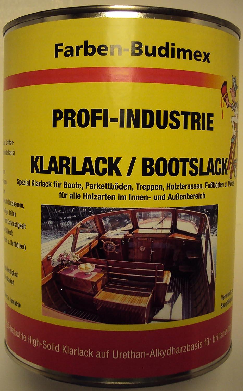 Hartlack Tischplattenlack Klarlack Universallack 750ml Lack