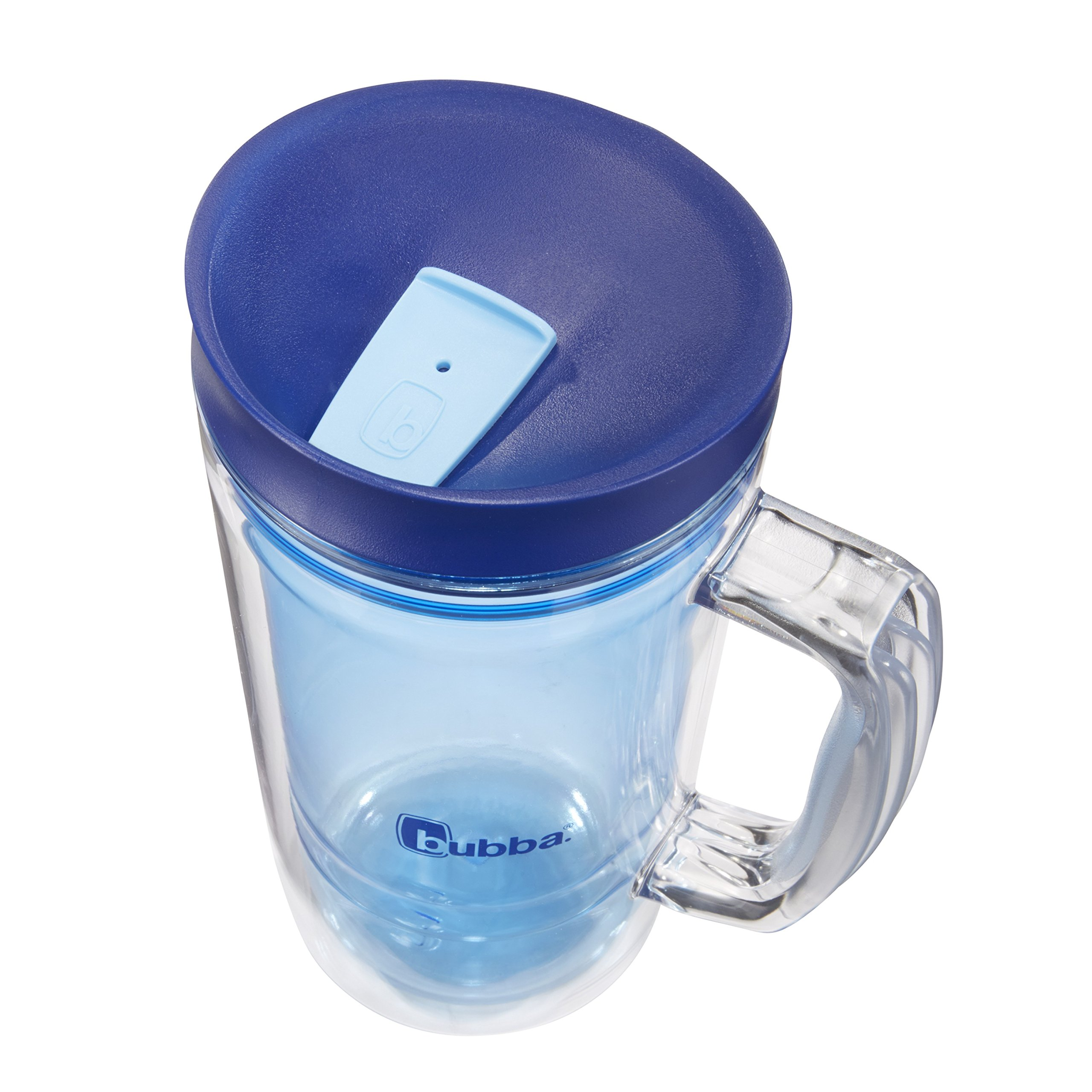 Bubba Envy Double Wall Insulated Straw Tumbler with Handle, 32 oz, Blue by BUBBA BRANDS (Image #6)