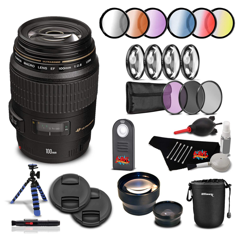 Canon EF 100 mm f/2 USMレンズアクセサリーバンドル国際モデル B07FMJ2BYN f/2.8 B07FMJ2BYN Professional mm Kit|100mm f/2.8 100mm f/2.8 Professional Kit, 原宿フリージア:fc1cbb7d --- ijpba.info