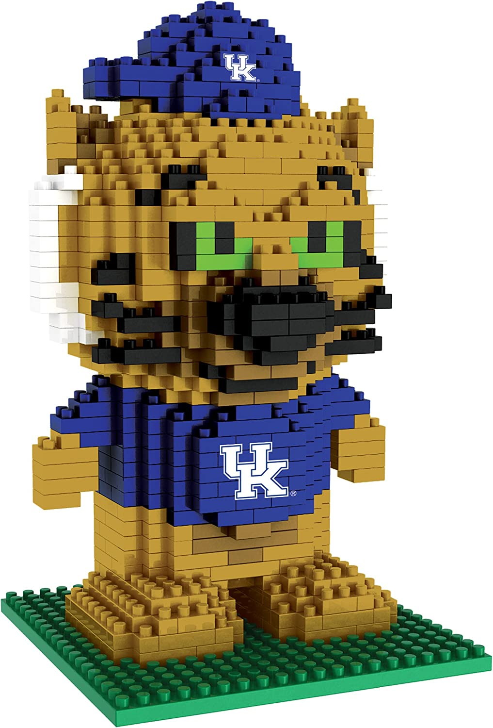 Mascots FOCO NCAA 3D BRXLZ Building Blocks